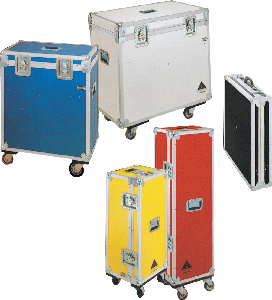 ROAD BOSS CASES