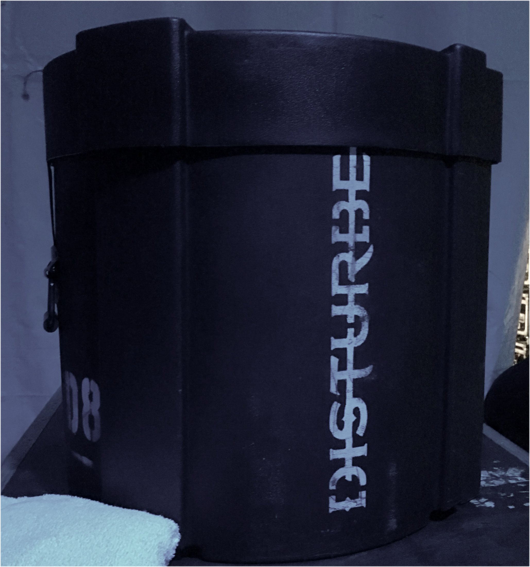 Disturbed Floor Drum Case