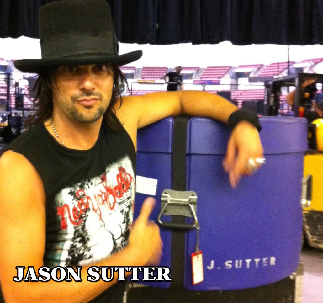 Jason Sutter Close Up