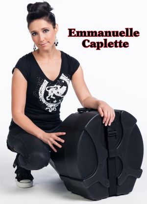 Emmanuelle Caplette Close Up