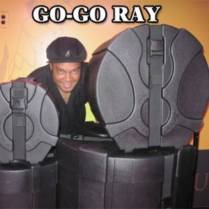 Go-Go Ray Close Up