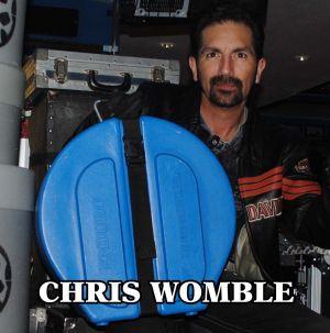 Chris Womble Close Up