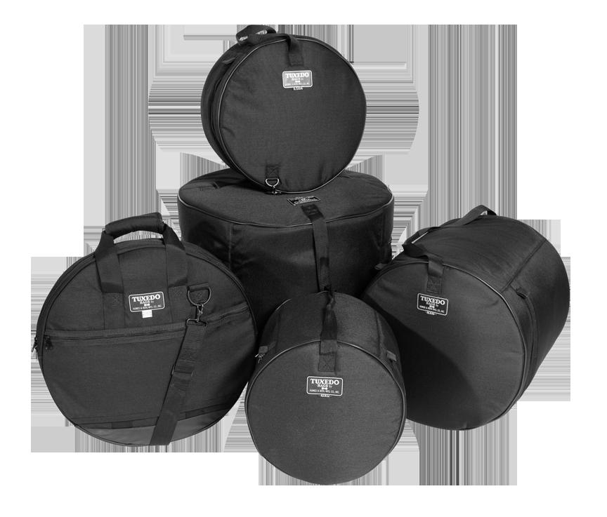 Tuxedo Drum Bags